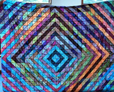 Art Quilt - Custom Quilting