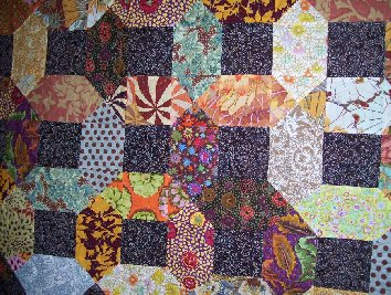 2009 Art redwoods Quilt - Custom Quilting