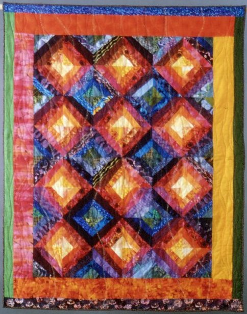 Photo of quilt - Strings Attached Quilt