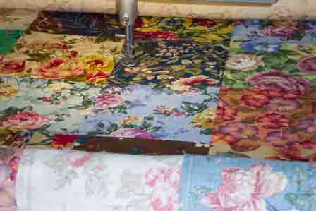 Photograph - Custom Long Arm Quilting